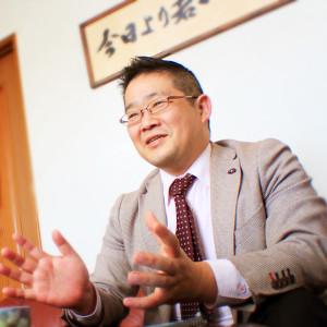 さつま麺業株式会社 代表取締役社長 山下大介